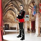 Kostümplanet® Ritter-Kostüm Kinder + Stiefels...Vergleich