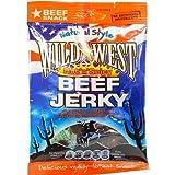 (10er BUNDLE)| Wild West - Slab Beef Jerky Hot & Spicy -25g