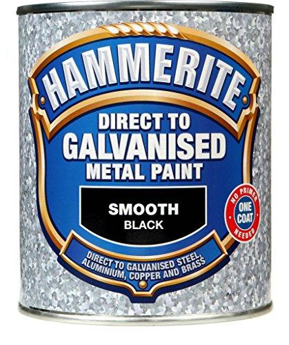 hammerite-direct-pour-galvanise-metal-peinture-750ml-noir