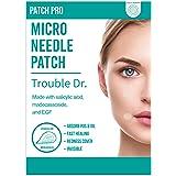 PATCH PRO Trouble Dr. Microneedle Patch 18pcs Puistjes, acne, onzuiverheden Patch om huidgenezing te stimuleren met Salicylzu