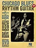 Chicago Blues Rhythm Guitar: The Complete Definitive Guide (Buch/DVD)
