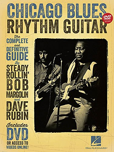 Chicago blues rhythm guitar guitare+DVD