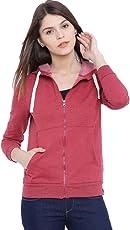 Campus Sutra Women's Cotton Jacket