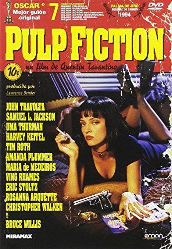 Bild von Pulp Fiction (Pulp Fiction, Spanien Import, siehe Details für Sprachen)