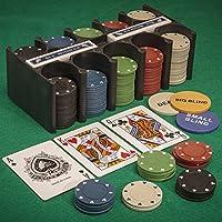 Tobar 21974–Set de tarjetas y fichas de casinos