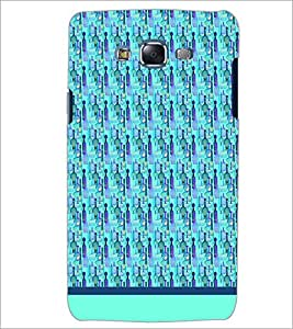 PrintDhaba Pattern D-1937 Back Case Cover for SAMSUNG GALAXY ON 7 (Multi-Coloured)
