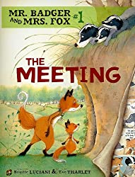 The Meeting (Mr Badger and Mrs Fox)
