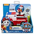 Paw Patrol 6027646 - Basic Vehicle Krankenwagen mit Marshall