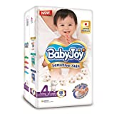 Baby Joy Diappers, Premium Size 4, 58 Diappers