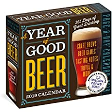 2019 a Year of Good Beer Page-A-Day Calendar