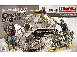 Unbekannt Meng HS de 005-Figuras French ft de depósito de 17Light Crew y Orderly