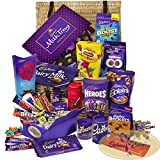 Cadbury Ultimate Chocolate Basket by Cadbury Gifts Direct