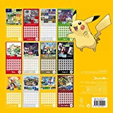 Image de The Official Pokemon 2016 Square Calendar