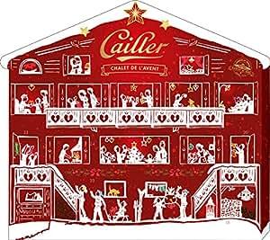 cailler adventskalender weihnachtskalender f r kinder und erwachsene mit feinster schweizer. Black Bedroom Furniture Sets. Home Design Ideas