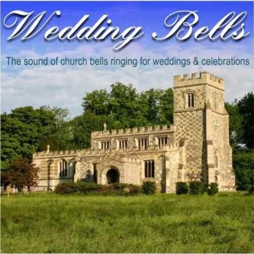 Village Church Bells Ringing Grandsire Doubles Joyously for a Marriage (Village Bell Ringer)