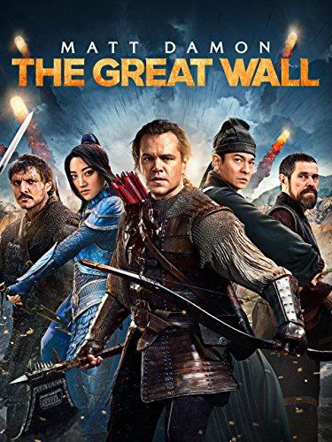 The Great Wall [dt./OV] (Stars Kultur Nicht Ein Kostüm)