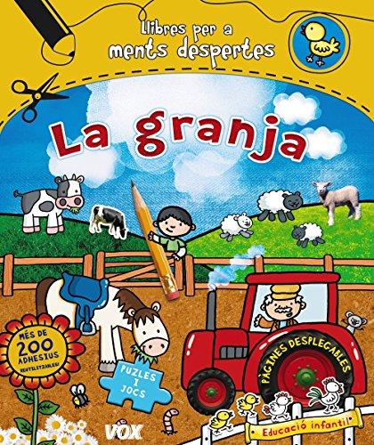 Ments despertes. La granja (Vox - Infantil / Juvenil - Català - A Partir De 5/6 Anys - Llibres Creatius) por Larousse Editorial