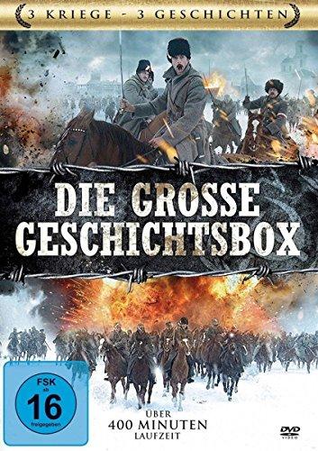 Die große Geschichtsbox [2 DVDs]