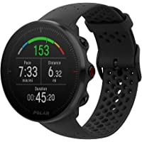 Polar Vantage M All-Round Multi-sport Watch with GPS Heart Rate Monitor, black, S/M