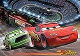 Olimpia Design Fototapete Disney Cars, 1 Stück, 4-008D