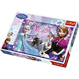 "Trefl 33.515,3cm Disney 's Frozen Love in the Frozen Land ""Puzzle (260-piece)"