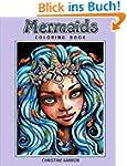 Mermaids: Coloring Book