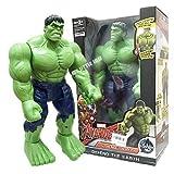 #4: GoMerryKids Hulk Walking Action Figure Light Sound Robot Toy