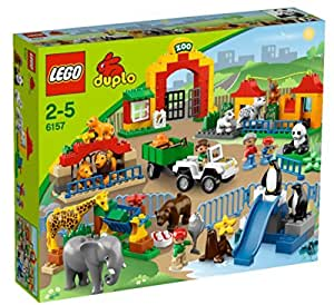 Lego 6157 Big Zoo V29
