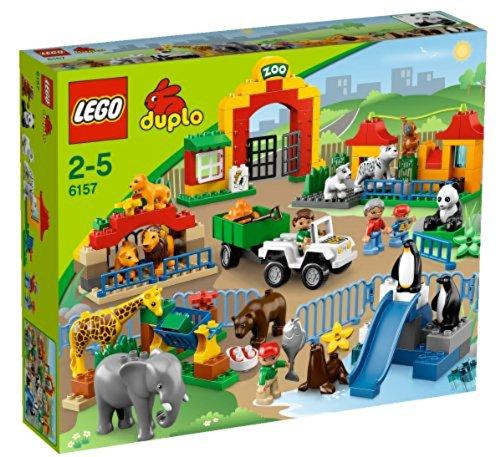 LEGO Duplo - El grán zoologico 6157