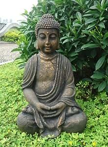 BUDDHA STATUE 70CM BUDDHA FIGUR BUDDHA FIGUREN BUDDHA