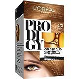 L 'Oréal Paris, Prodigy -Coloración permanente 7.31 Nocciola Biondo Dorato