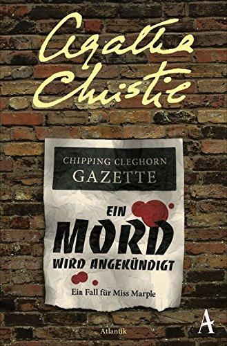Ein Mord wird angekündigt: Ein Fall für Miss Marple