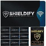 Shieldify RFID & NFC Schutzhülle für Bankkarte