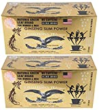 3 BALLERINA TEA DIETERS DRINK EXTRA STRENGH GINSENG FLAVOR (3 boxes, 18 tea bags, 1.88 oz