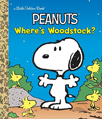 Where's Woodstock? (Peanuts) (Little Golden Book) por Margo Lundell