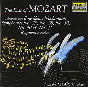The Best of Mozart [Import anglais]