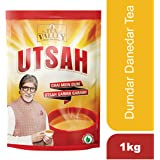 Tea Valley Utsah, Dumdaar CTC Tea from Dooars - 1KG