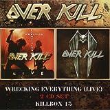 Overkill: Killbox 13/Wrecking Everything Live (Audio CD)