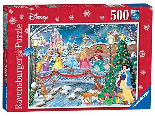 Ravensburger Disney Prinzessinnen Puzzle, Weihnachtsmotiv