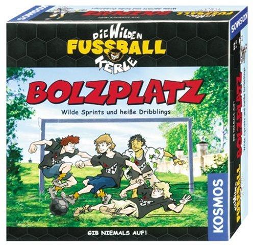 KOSMOS - Die wilden Fuballkerle: Bolzplatz