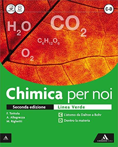 Chimica per noi. Ediz. verde. Per i Licei. Con e-book. Con espansione online: 1