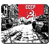 Check Point Charlie CCCP Rusia WK Conflicto Muro de Berlín de ratón Mousepad Ordenador Laptop PC # 5741