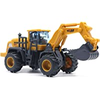 VEZOL Toys Exclusive Building & Construction Toys (2 in 1 JCB).
