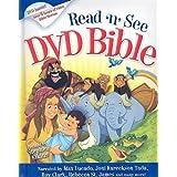 Read-N-See DVD Bible: Narrated by: Max Lucado, Joni Erickson Tada, Twila Paris, Rebecca St. James, Roy Clark & Others
