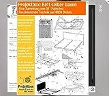 Bett selber bauen: Deine Projektbox inkl. 371 Original-Patenten bringt Dich mit Spaß ans Ziel!