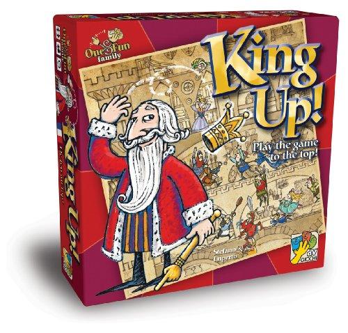 Preisvergleich Produktbild ABACUSSPIELE 69303 - King up!