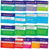 Primary Teaching Services PPP A4 Ideal Classroom Display Punctuation Poster (Pack of 17)