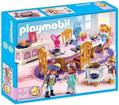 Playmobil - 5145 - Jeu de construction - Salle à manger royale