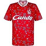 Club Licensed Liverpool Home Retro Shirt 1989-1991