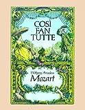 Cosi fan Tutte in Full Score (Dover Music Scores)